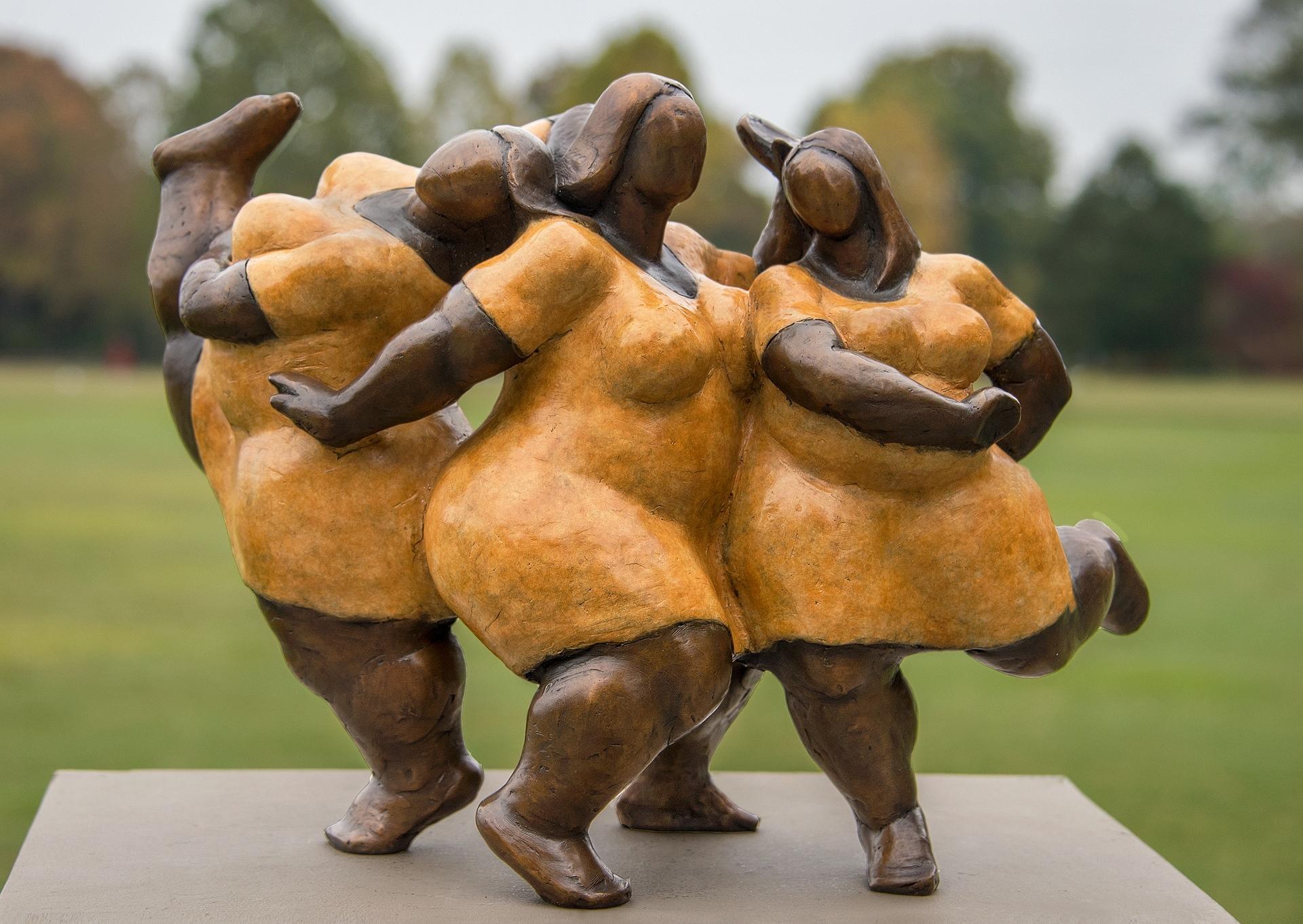 nvfaf ART - Okonkwo - sculpture