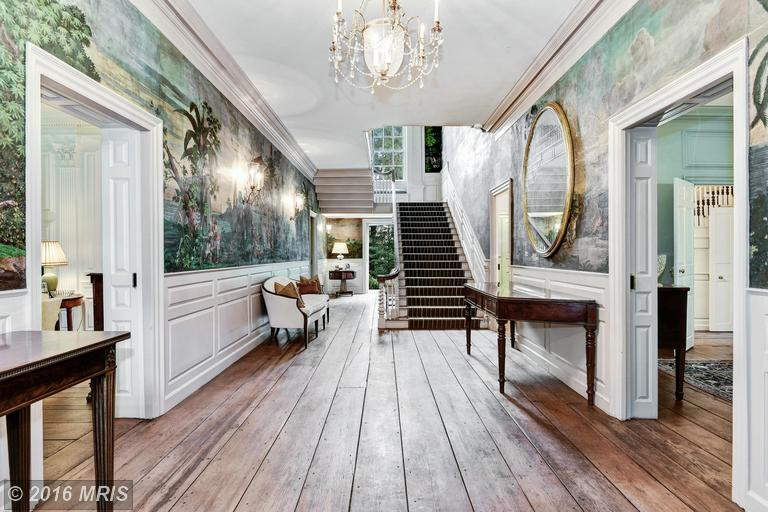 7 houses the obamas could lease in kalorama - Interior design jobs washington state ...