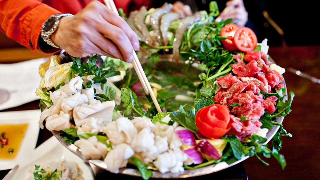 Cheap Restaurants Large Groups. Rice Paper Cheap Eats 2016