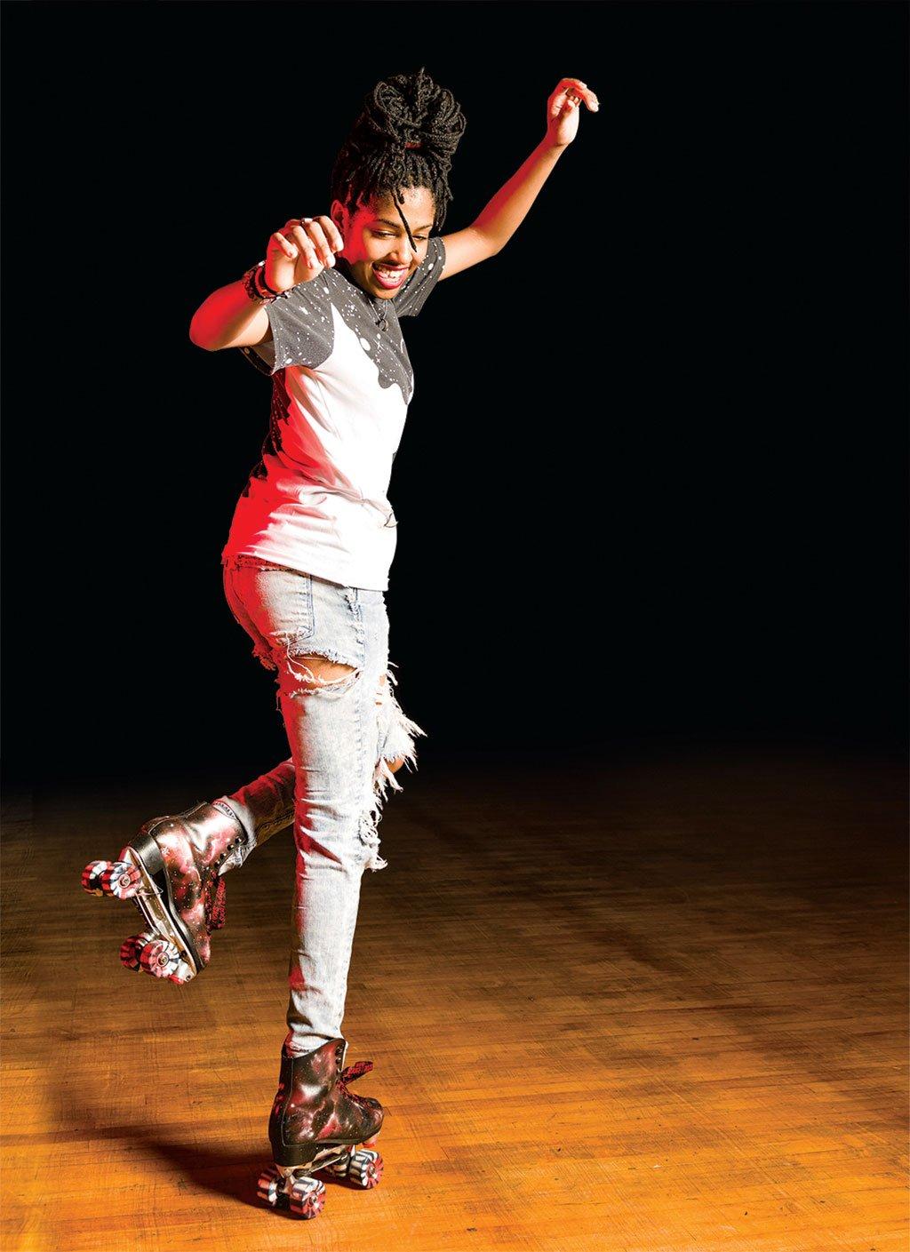 Roller skates dance - Roller Skating Amea Douglas