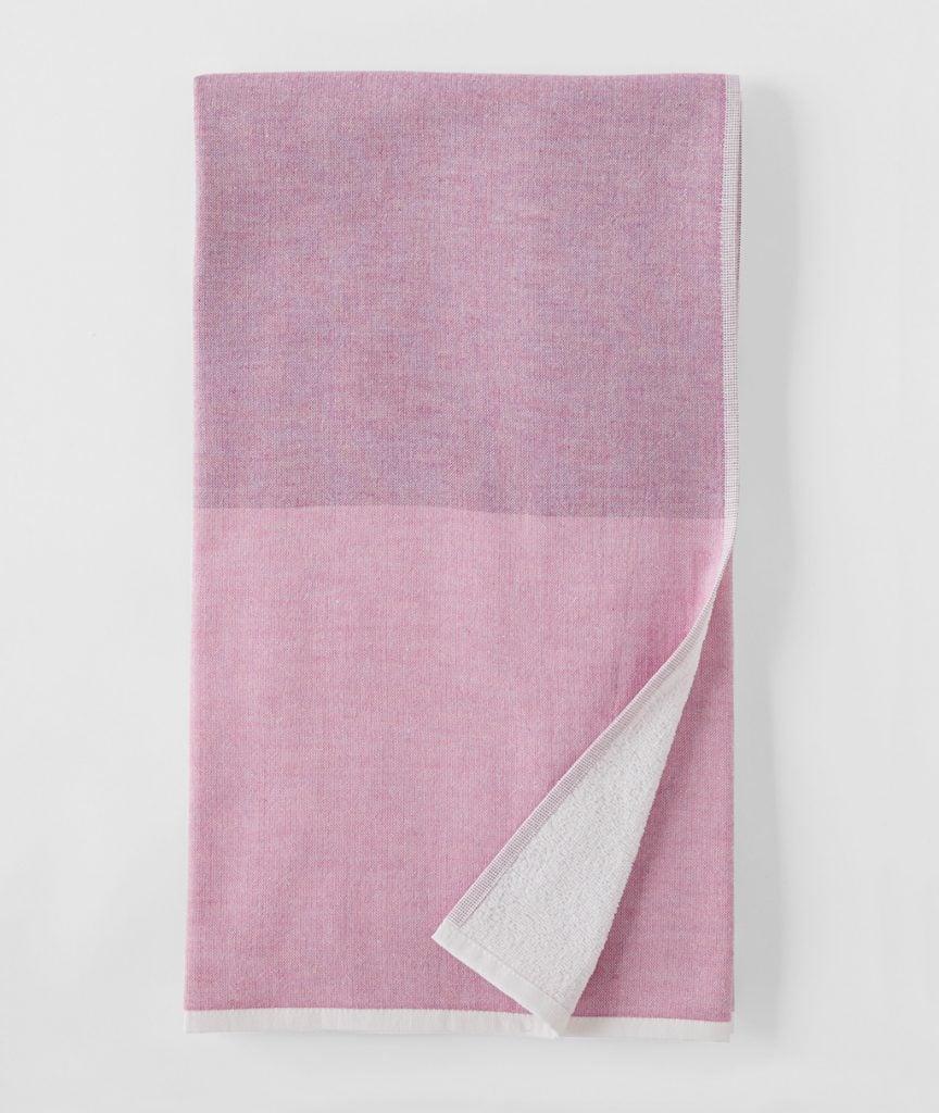 bathroom decor accessories serena-lily-color-block-towels