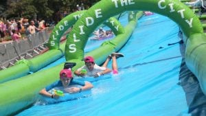 A Ridiculously Long Water Slide Is Coming to Tysons This Summer