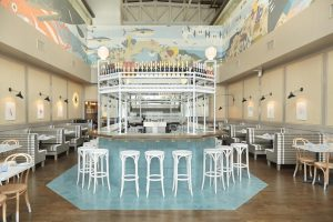 Take the First Look Inside DC's New Seafood Spot: Whaley's