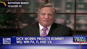 "Dick Morris Joined the National Enquirer Because of Its ""Willingness to Tell the Truth"""