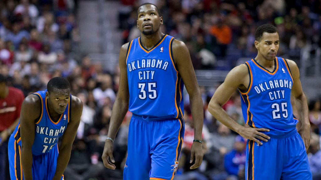 Kevin Durant Doesn't Like It When DC Crowds Don't Cheer the Home Team. But Sometimes They Don't Deserve It.