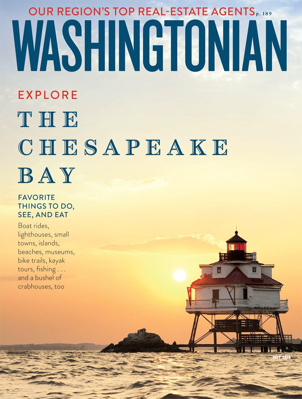 Washingtonian Today: Slaturdays Are for the Boys