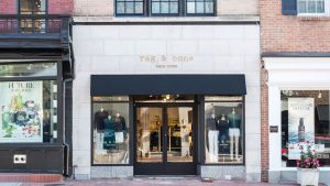 See Inside the New Rag & Bone Women's Store in Georgetown