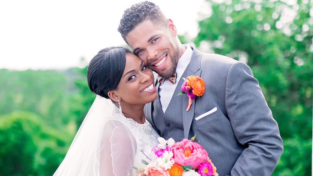This Virginia Groom Describes Meeting His Wife in the Most Adorably Perfect Way
