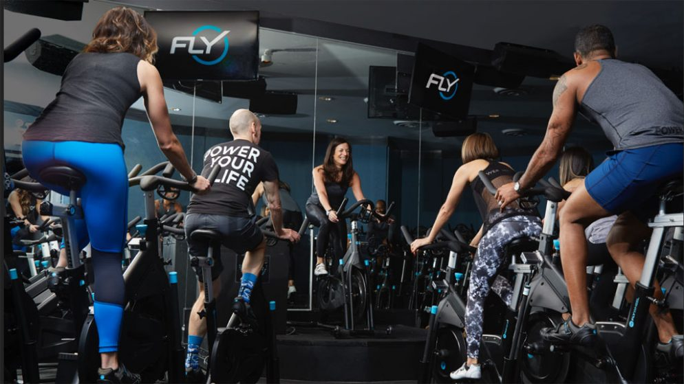 Flywheel's Second DC Location at CityCenterDC Will Offer a 30 Minute Cycling Class