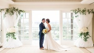 The Way This DC Hotel Wedding Goes from Ceremony to Reception Will Make You Go WHOA