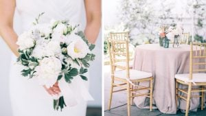 A Whimsical Garden Wedding That Will Inspire All Your Summer Parties