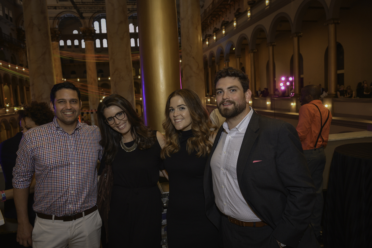 Washingtonian Magazine, Best of DC Party, VIP Publisher's Reception, National Building Museum, photo by Ben Droz.