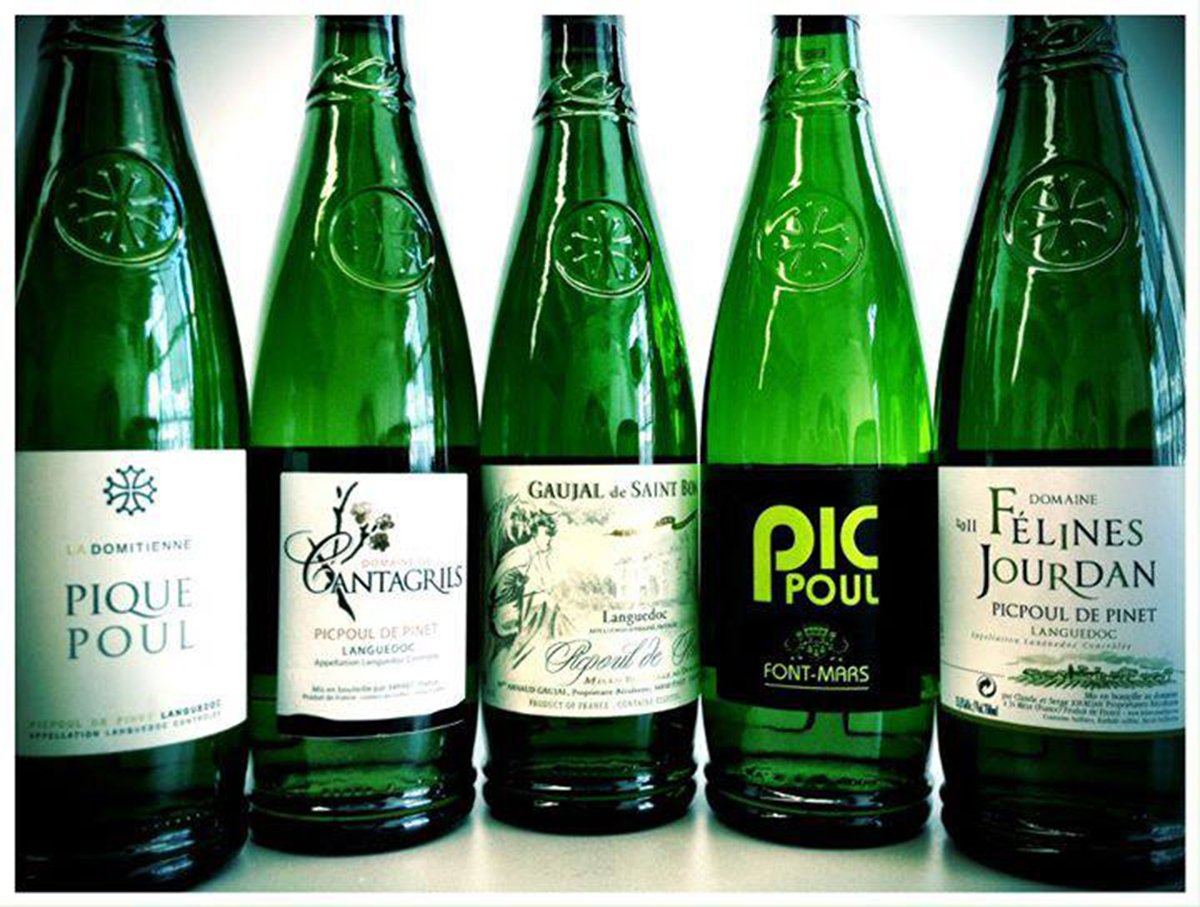 The Best White Wine for Summer Dining: Picpoul de Pinet