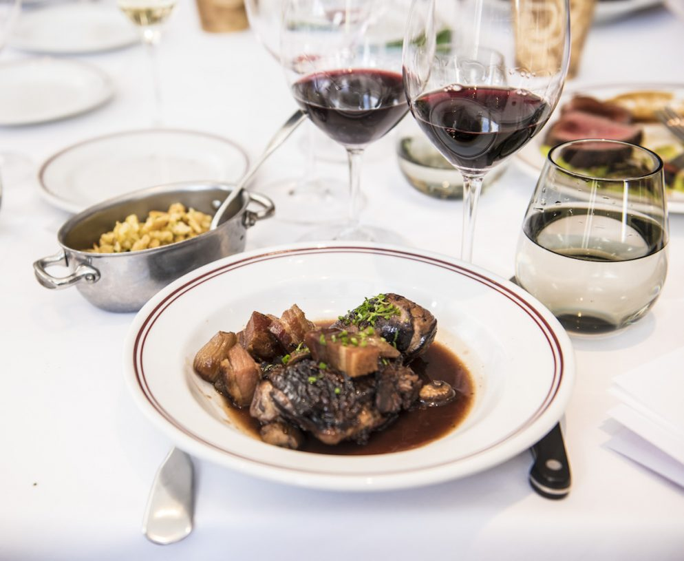 Impress Your Date with this French Red Wine