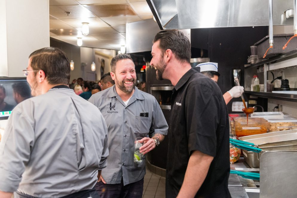 Landlord Sues Mike Isabella's DC Graffiato for Unpaid Rent