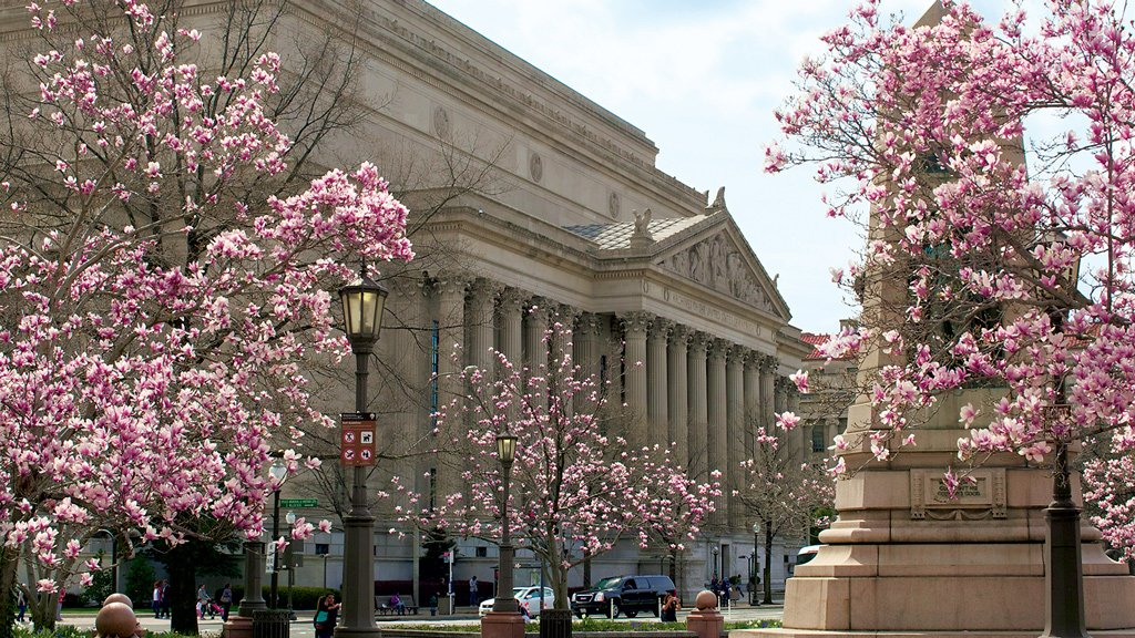 Historical Places around DC