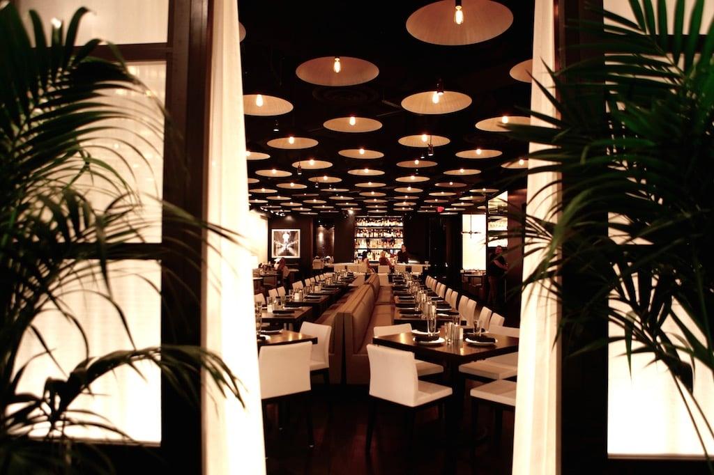 Inside Giuliana and Bill Rancic's New DC Restaurant: RPM Italian