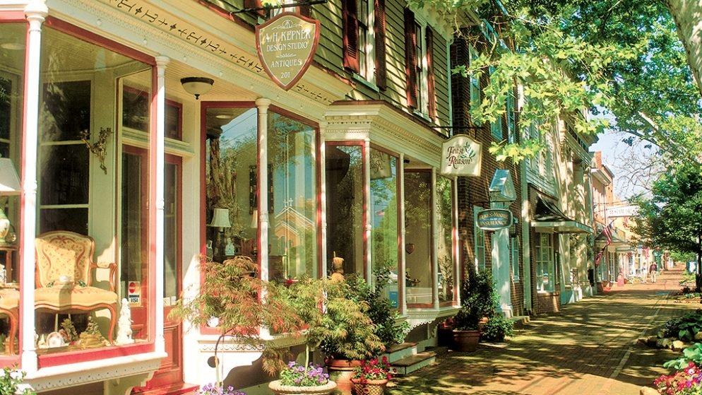 Best Small Towns To Live In Maryland