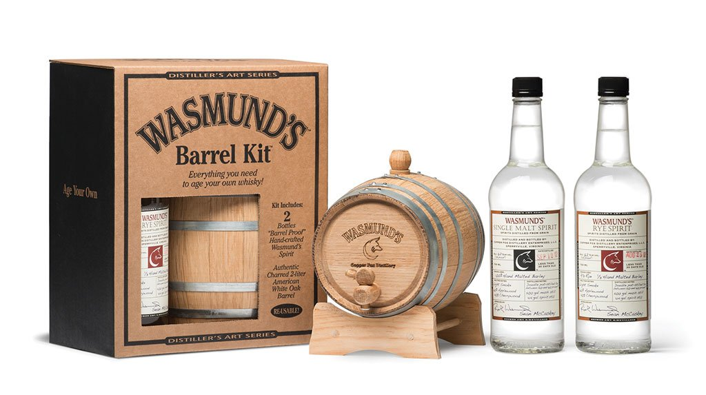 Wasmund's-Barrel-Kit Father's Day Gifts