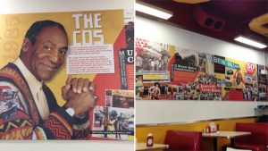 Bill Cosby Portrait Removed from Ben's Chili Bowl in Arlington