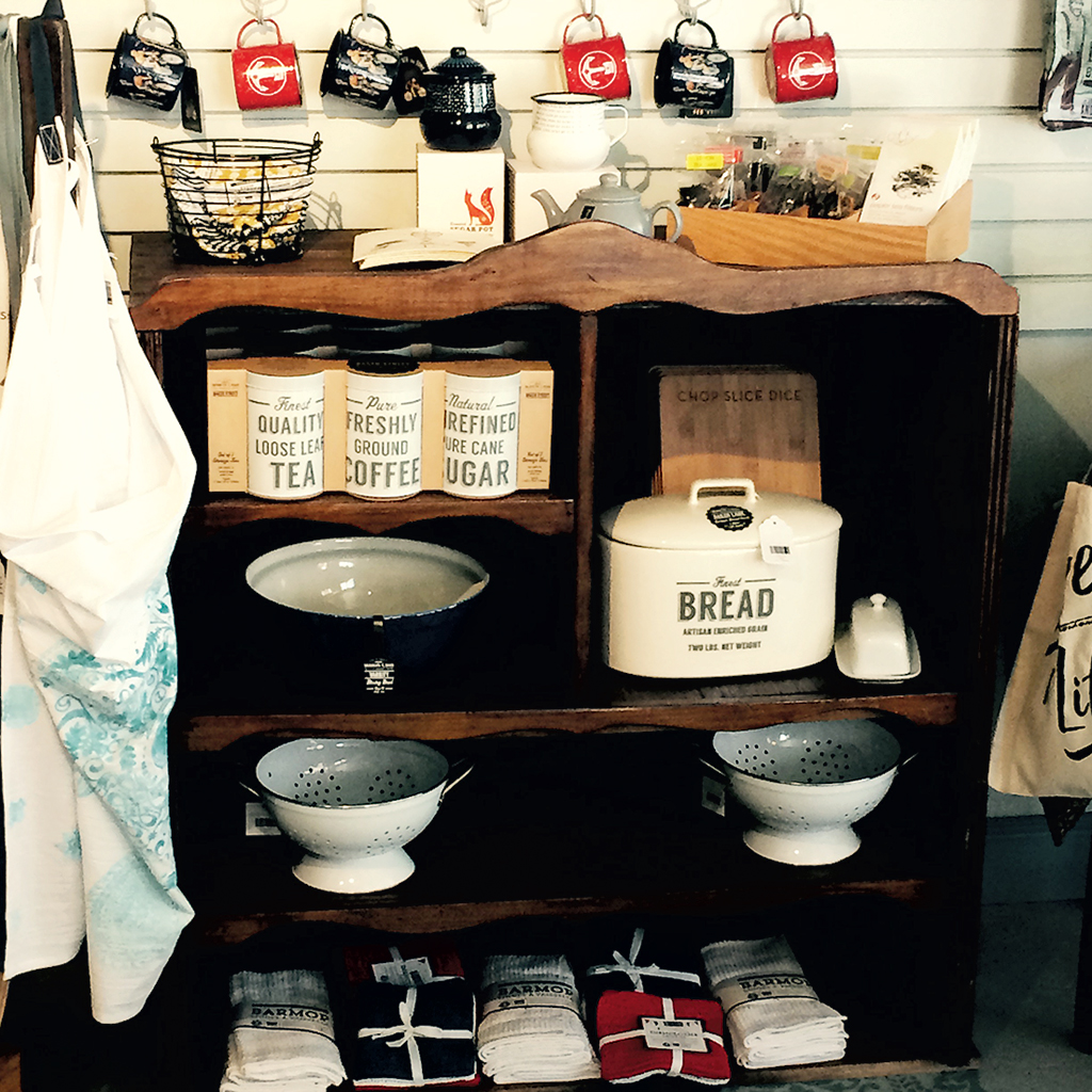S.A.L.T. Provisions sells handmade wares. Photograph by Caitlyn Parrott.