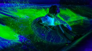 A Giant Glow-in-the-Dark Slide Is Coming to Maryland