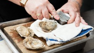 The Week in Food Events: Shucktoberfest, Pumpkin Carving Classes