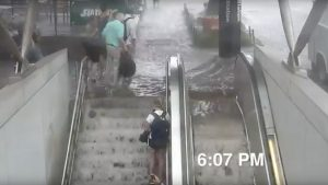 Here Are Time-Lapse Videos of the Cleveland Park Metro Station Flooding