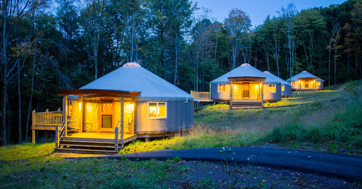 Dc Area Camping Spots For Glampers Nature Lovers And