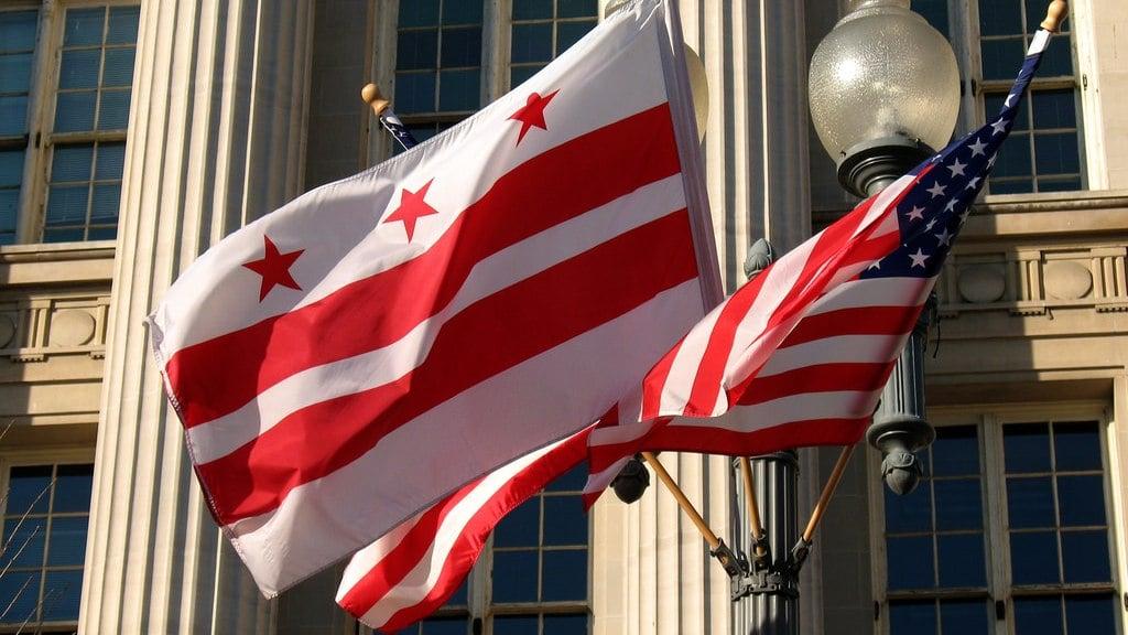 DC flag voting