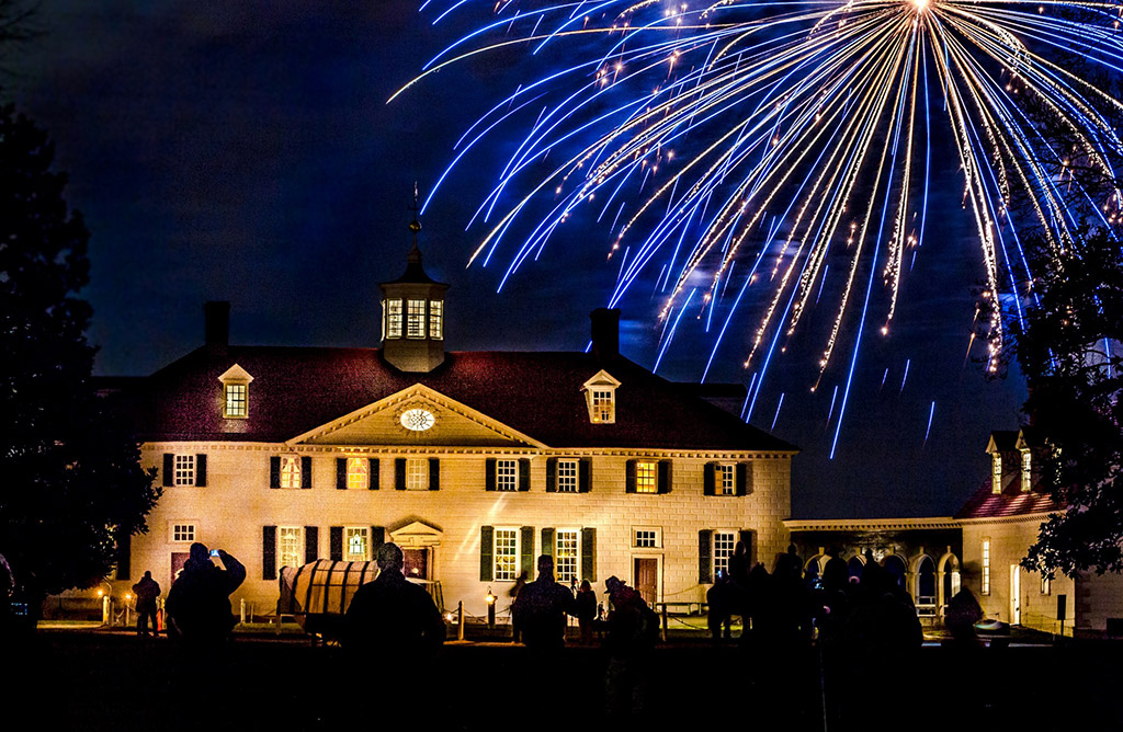 Are You Patriotic Enough to Party at George Washington's Mansion?
