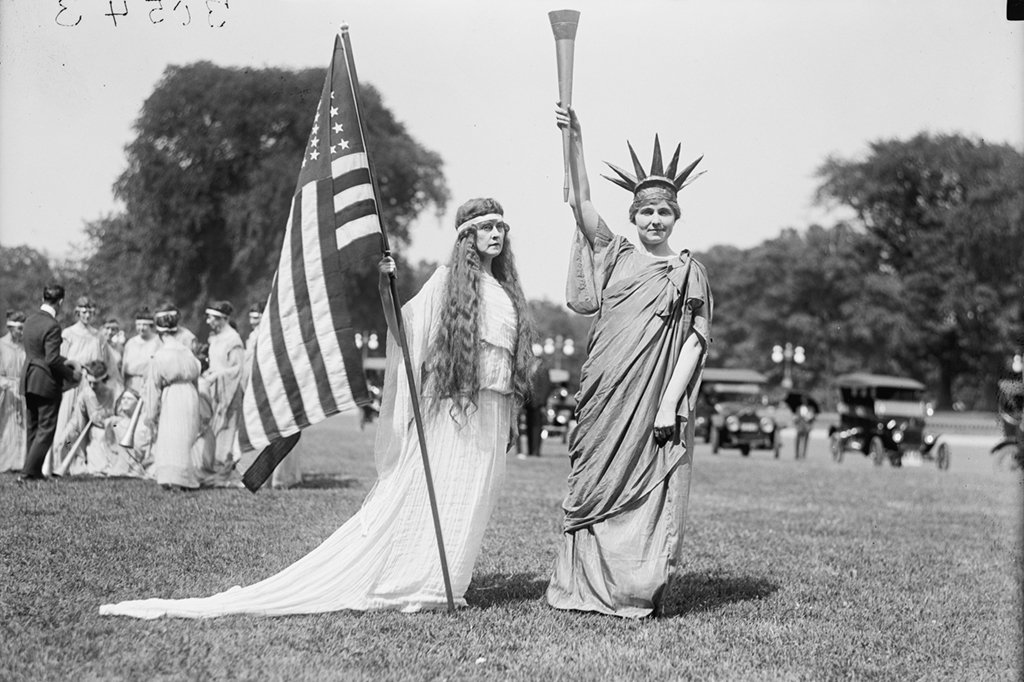 how washingtonians celebrated the fourth of july in the 1910s