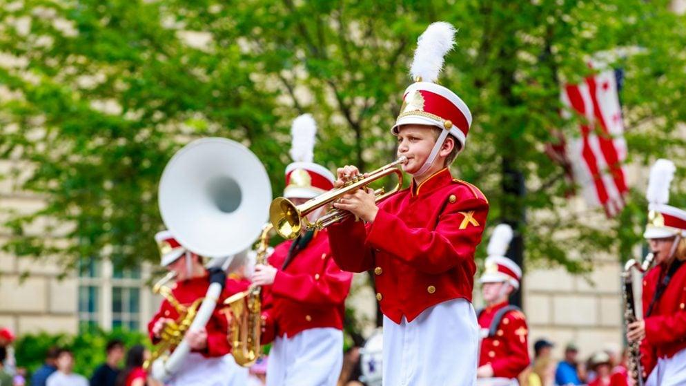 The 5 Best 4th of July Parades Around Washington