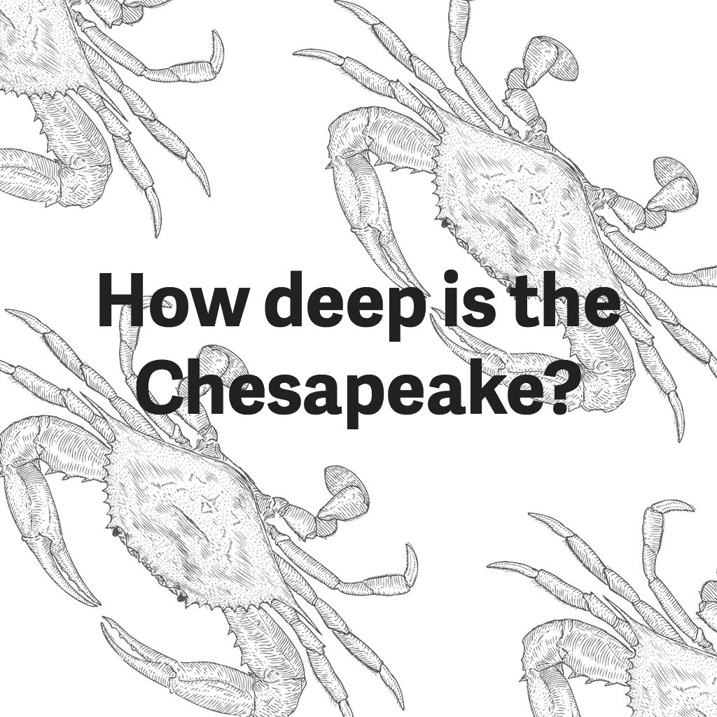 how-deep-is-the-chesapeake