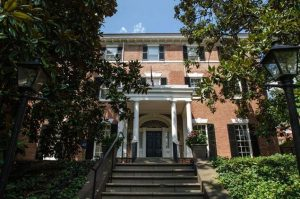 Here's Vintage Footage Of Jackie Kennedy Moving into the Georgetown Home That's Now for Sale