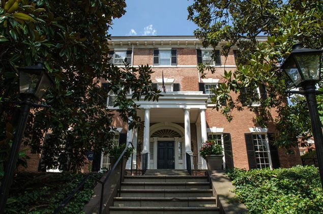 Jackie Kennedy Georgetown House For Sale