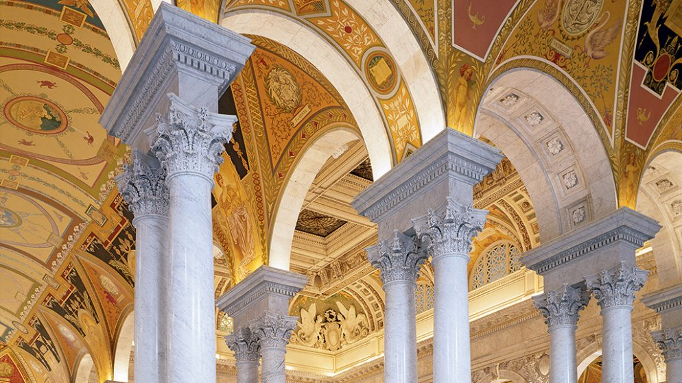 The Library of Congress Doesn't Want to Pay Writers?