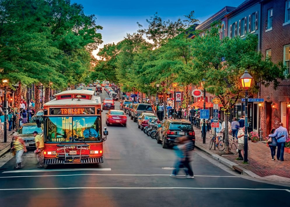 What to Do, Where to Shop, and Where to Eat in Old Town Alexandria