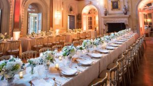 See an Anderson House Wedding That's Basically a Disney Movie Come to Life