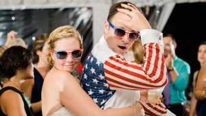 If This Red, White & Blue Wedding Doesn't Make You Love America, We Don't Know What Will