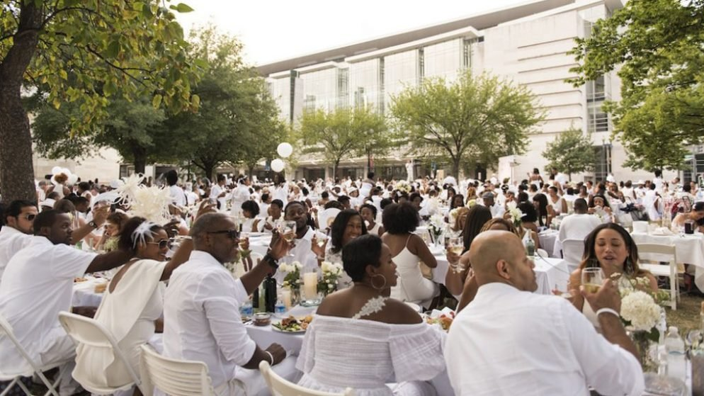 Dîner en Blanc is Back and Bigger Than Ever: Here's What You Need to Know