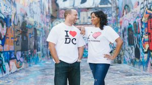 "DC and Baltimore Face Off in this ""Battle of the Beltway"" Engagement Shoot"