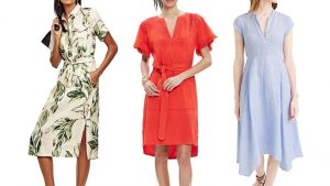 10 Dresses to Wear to Work When It's Stupid Hot Outside