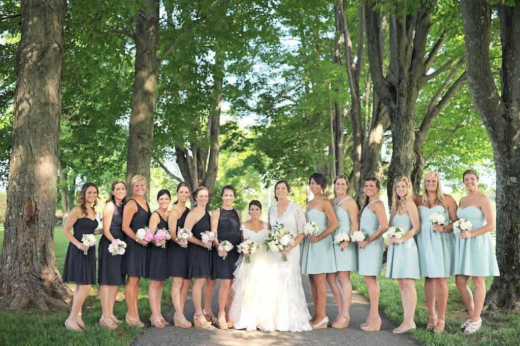 Two Brides School Us in Pure Joy at Their Rustic Maryland Wedding ...