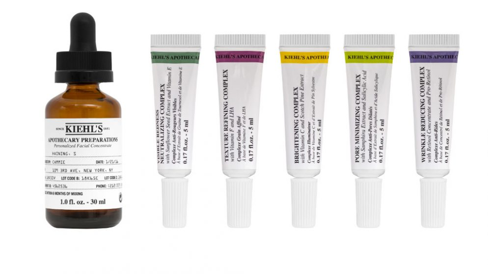 Kiehl's in Georgetown to Offer Skincare Concentrates That Are Customized for Your Face