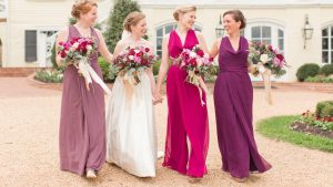 This Virginia Inn Wedding Will Make You Fall in Love With Jewel Tones