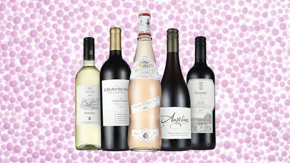 5 Cheap (but Good!) Wines You Can Buy in Bulk for Your Wedding ...