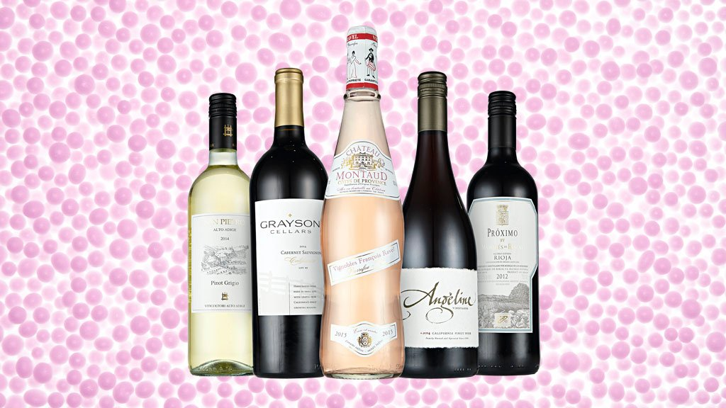 5 Cheap But Good Wines You Can Buy In Bulk For Your Wedding