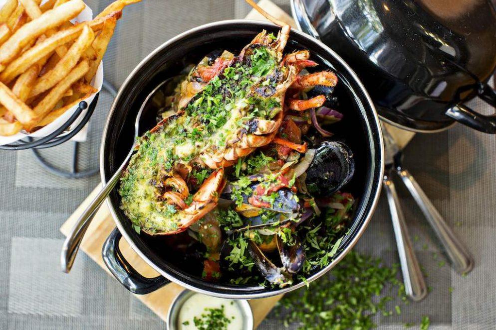 This Week in Food Events: Belgian Restaurant Week, Chefs Behind Bars