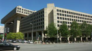 FBI building DC